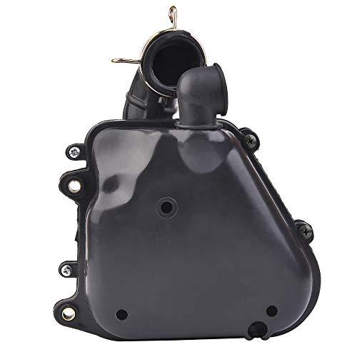 Air Cleaner Filter & Box For Predator Scramble Sportsman 50 90 50cc 90cc 0451080 2 Stroke Engine ATV Quad 2001 2002 2003 2004 2005 2006