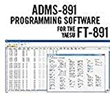 RT Systems ADMS-891 Programming Software Only for The Yaesu FT-891