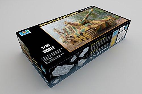 Trumpeter 000923 1/16 Sd. KFZ 186, Jagdtiger