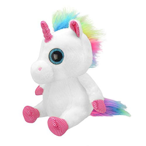 Wild Planet - All About Nature - K7871 - Peluche - Licorne - 25 Cm