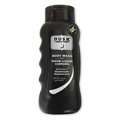 Herban Cowboy Deodorizing Body Wash Dusk, 18 Oz
