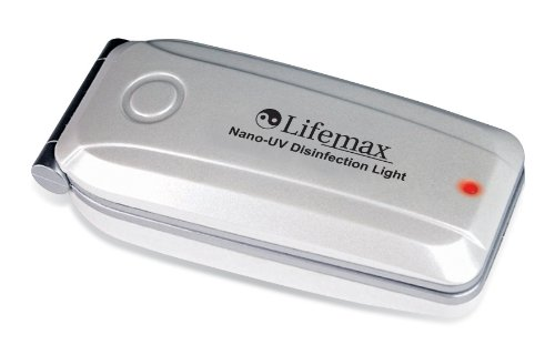Lifemax Lichtscanner zur Nano-UV-Desinfektion