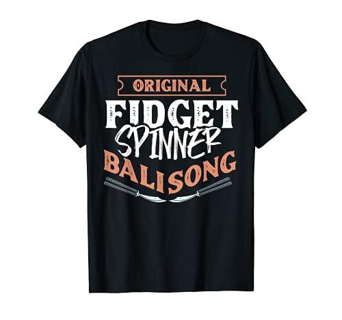 Original Fidget Spinner mariposa cuchillo de entrenamiento Camiseta