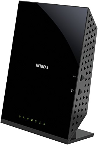 Netgear C6250-100NAS AC1600 (16x4) WiFi Cable Modem Router Combo (C6250) DOCSIS 3.0 Certified for Xfinity Comcast, Time Warner Cable, Cox, & More