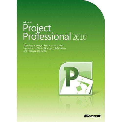 Project Pro 2010
