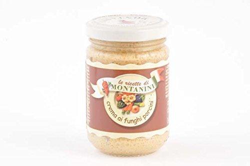 MONTANINI(モンタニーニ) ポルチーニのクリームソース 140g