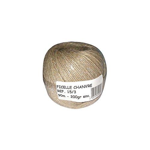CORDERIE TOURNONAISE 42/0140 Emballages ménagers, Neutre