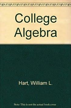 College Algebra (College S.) 0669010251 Book Cover