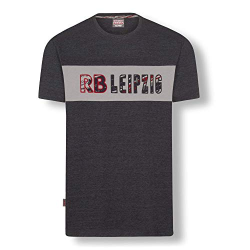 RB Leipzig Blizzard T-Shirt, Blau Herren Small T-Shirt, RasenBallsport Leipzig Sponsored by Red Bull Original Bekleidung & Merchandise