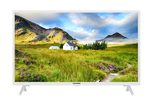 Telefunken XF32J111-W 80 cm / 32 Zoll Fernseher (Full HD, Triple-Tuner) [Modelljahr 2021]