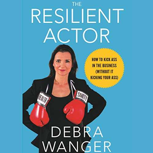 The Resilient Actor audiobook cover art