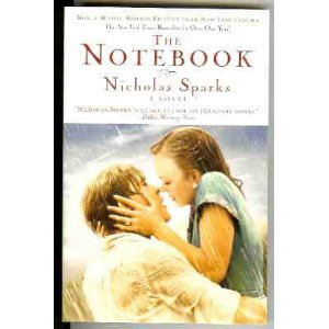 Nicholas Sparks Set of 2; Weddng & Notebok