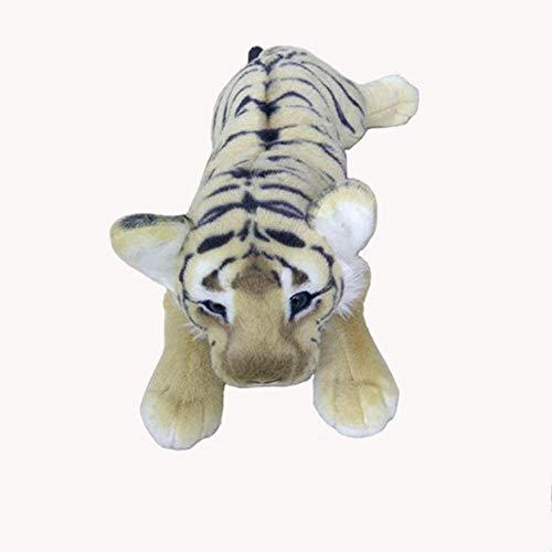 stogiit Simulación Animal Tigre Peluche Muñeco De Trapo Mu