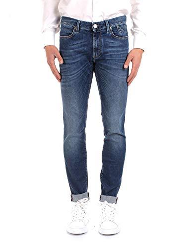 JECKERSON Jeans Cinque Tasche Blu - 38