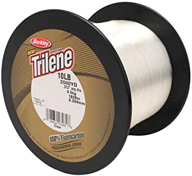 Tril/ène Berkley Fluorocarbon Clear 50 m /ø 0,45 15,3 kg