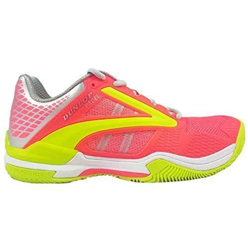 Dunlop Extreme Zapatillas Padel Mujer Coral (39