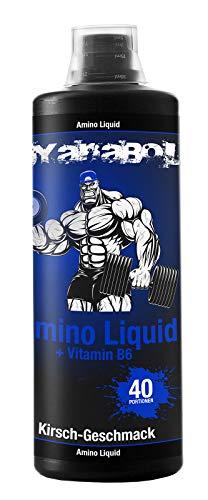 Dyanabol Aminosäure Liquid 1000 ml Flasche BCAA EAA Aminos Flüßig