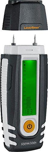 Umarex 082.015A Materialfeuchtemesser DampFinder Compact, Black, White, Yellow
