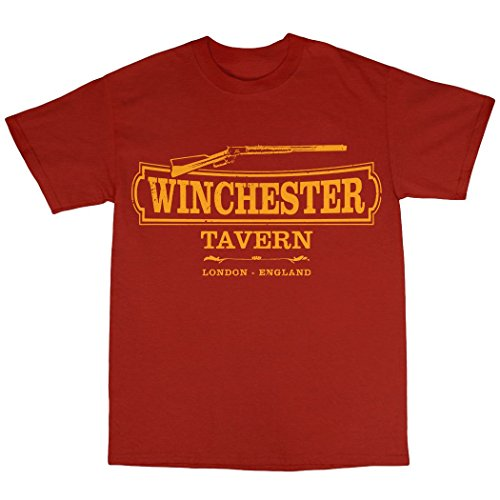 Bees Knees Tees Winchester Tavern Shaun of The Dead Inspired T-Shirt