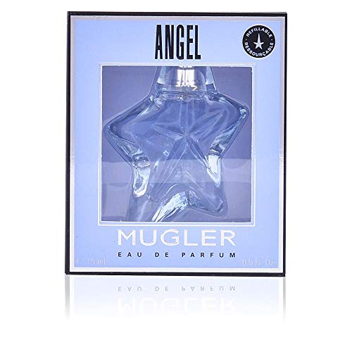 Thierry Mugler Angel Flat Star Refillable Agua de Perfume - 15 ml