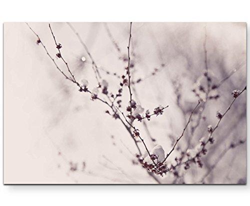 Paul Sinus Art Leinwandbilder   Bilder Leinwand 120x80cm vereister AST