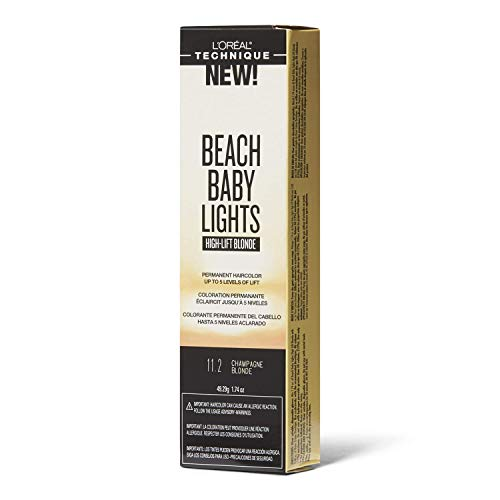 L'Oreal Beach Baby Lights High-Lift Champagne Blonde 11.2 Champagne Blonde