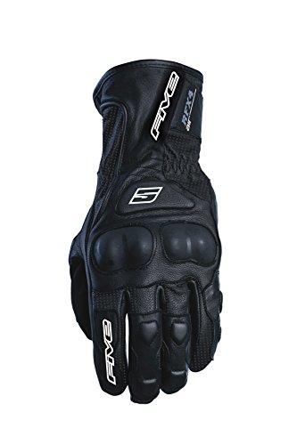 Cinco avanzada guantes Mustang adulto guantes, negro, tamaño 13