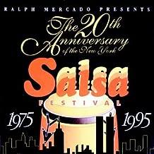 The 20th Anniversary of the NY Salsa Festival