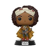 Von Star Wars The Rise of Skywalker, Jannah, zur stilisierten POP-Vinyl Figur von Funko! Die Figur ist 9 cm groß und wird in einer illustrierten Fensterbox geliefert Schauen Sie sich jetzt die anderen Disney Star Wars-Figuren von Funko an! Sammeln Si...