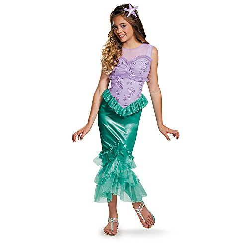 Disguise Ariel Classic Adult Costume Small Green