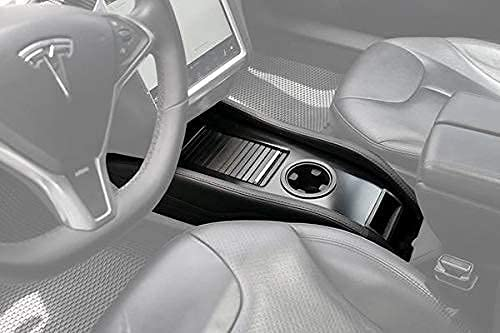EVANNEX Seasonal Wrap Introduction Center Console Insert for S Model Grey Cheap mail order specialty store Upholstery Tesla