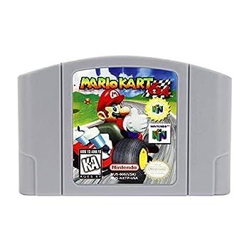 Best n64 mario kart Reviews