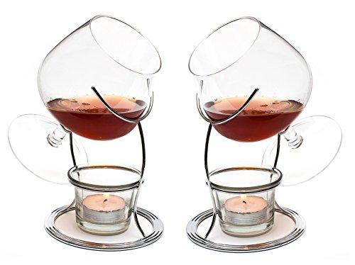 Cognacgläser & Schwenker Brandy-Glas Set
