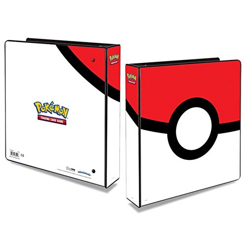 Pokemon Poke Ball 2' 3-Ring Binder
