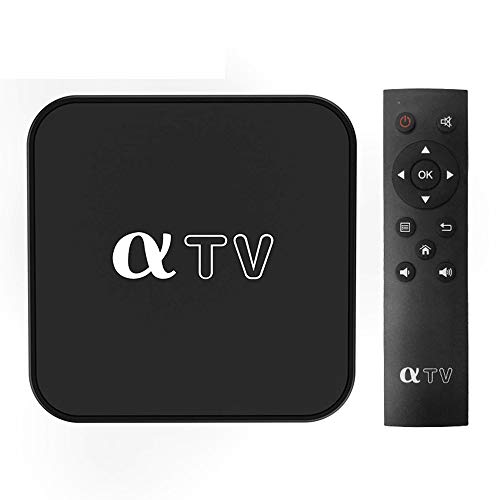 Caja De TV De 4K HDR, 8GB EMMC Linux Allwinner H313 Set...