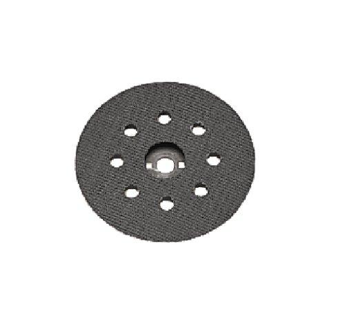 Metabo Stützteller mit Kletthaftung (Ø 125 mm, Härte: mittelhart, Ausführung: gelocht) 631219000