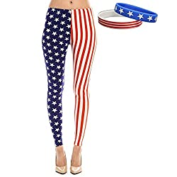 US Leggings With Bracelets for rally costume for women