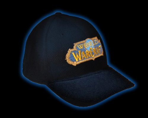 World of Warcraft Flexfit Baseball Cap (Large / Extra-Large) (輸入版)
