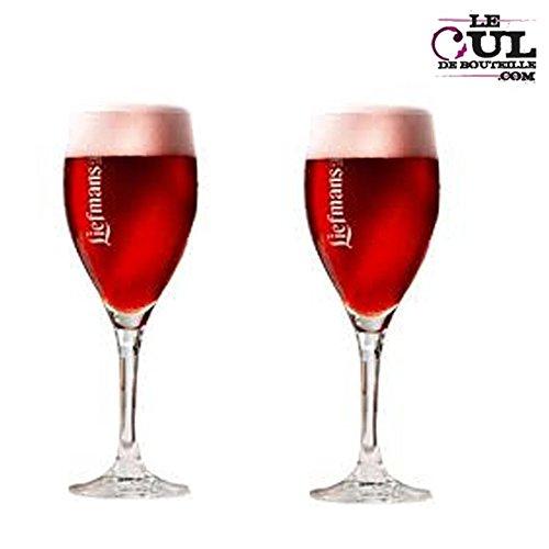 2 Gläser Liefmans 25 cl