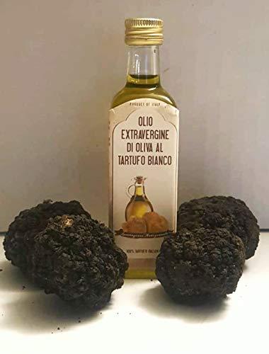 50g frische Trüffel aus Italien (schwarze Sommertrüffel) und 1 Trüffelprodukt nach Wahl aus eigener Herstellung (50g Trüffel und Trüffelöl)
