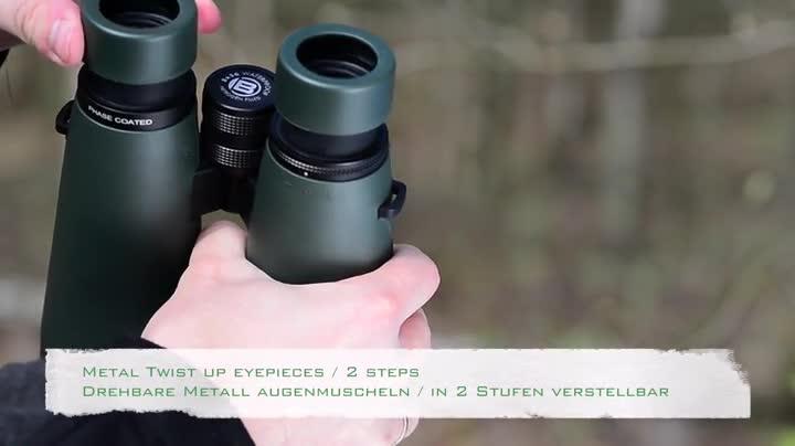 Bresser Spektiv Pirsch 25x 75x100 Wasserdicht Mit Kamera