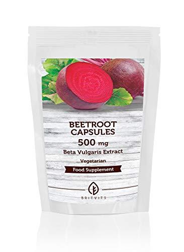 Beetroot 100mg x 30 Hardgel Capsules