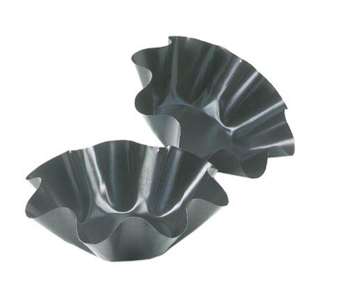 Norpro 1058 Nonstick Mini Tortilla Bowl Makers Set of 2 Shown