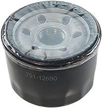CUB CADET MTD Engine Oil Filter Engines, Lawn Mowers, Tractors & Mini Riders / 951-12690, 751-12690