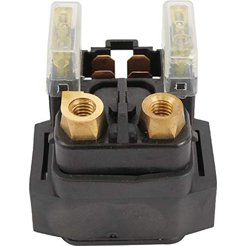 DB Electrical SMU6067 Starter Solenoid Relay Compatible With/Replacement For 2000-2009 Yamaha ATV Big Bear 250 Raptor 660 Wolverine 350 / 4XE-81940-00-00, 4XE-81940-10-00, 4XE-81940-11-00