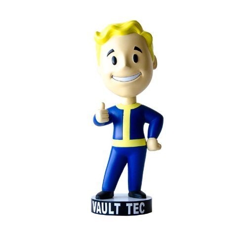 Fallout - VAULT BOY THUMBS UP BOBBLEHEAD - 7 '- Action Figure by Fallout