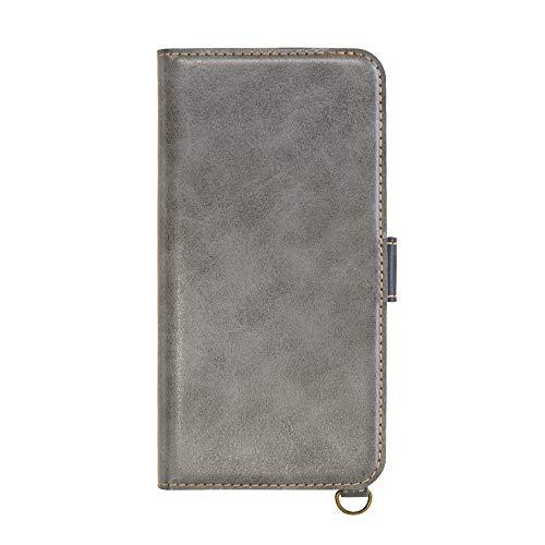 ラスタバナナ iPhone12 12 Pro 6.1インチ ケース カバー 手帳型 +COLOR 薄…