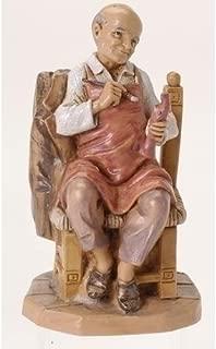 Limited Edition Emanuele, Village Figurine Carver.......... 5