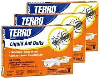 Ant Killer: Terro Liquid Baits (3 Pack, 18 Bait Stations Total)