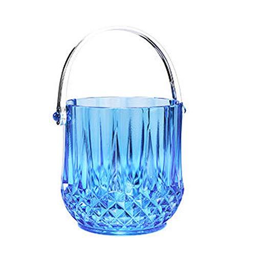 ZWWZ Drinks Cooler/Beer Bucket,Acrylic,colorful
